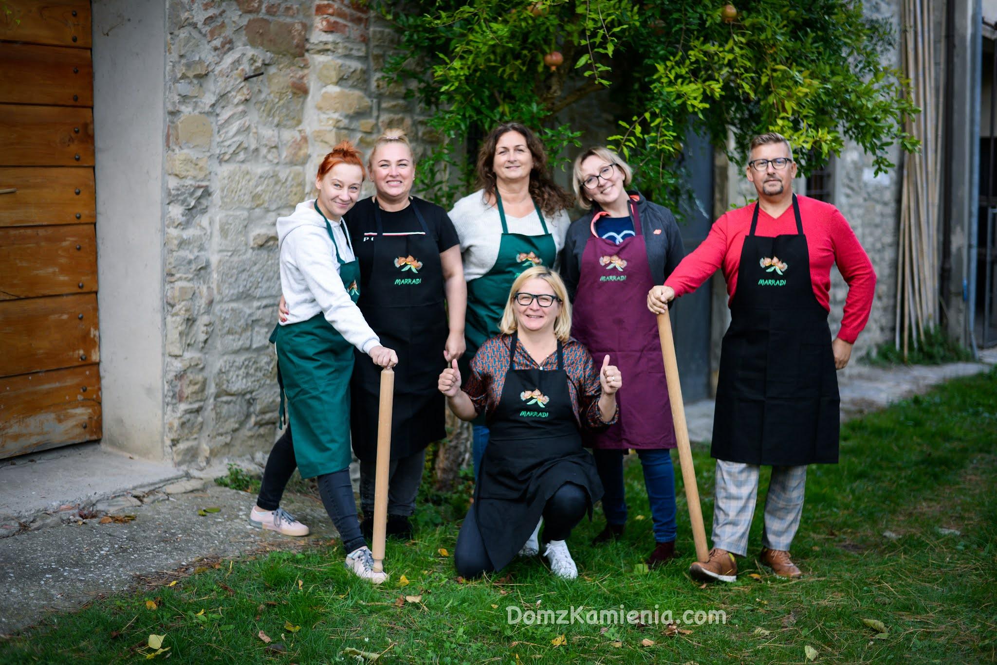warsztaty kulinarno trekkingowe, Marradi, Dom z Kamienia blog