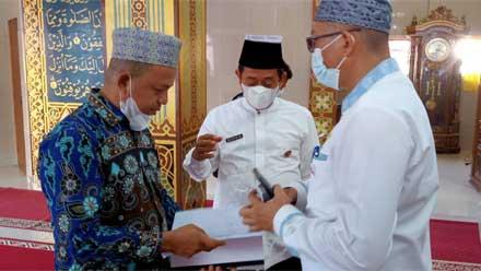 Benevid Akan Olah Sampah di Kota Padang Jadi Bata Ringan