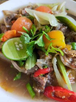 Sup Tulang ala Thai