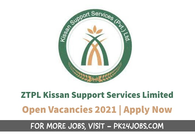ZTPL Kissan Support Services Limited – Latest Jobs 2021