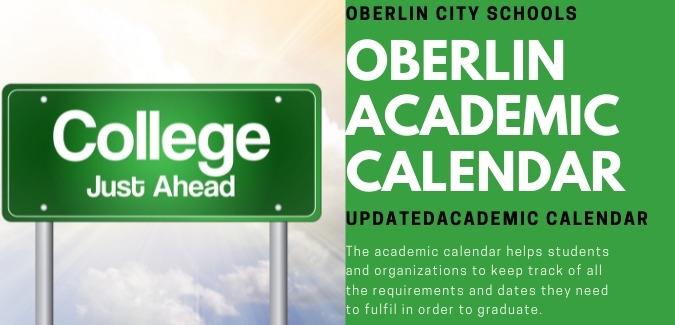 Oberlin Academic Calendar
