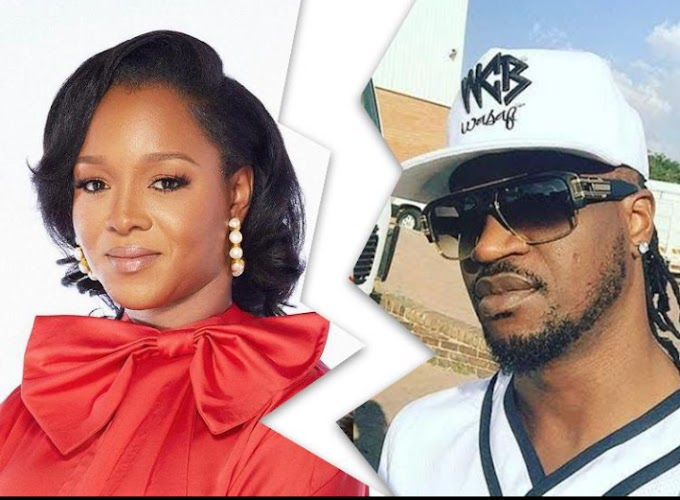 Paul Okoye's wife allegedly files for divorce