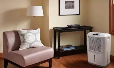 Tenez compte de la capacité et de la taille du déshumidificateur par rapport à la taille de la pièce de votre maison
