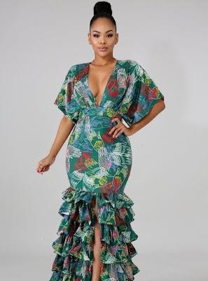 Ankara Gown Designs