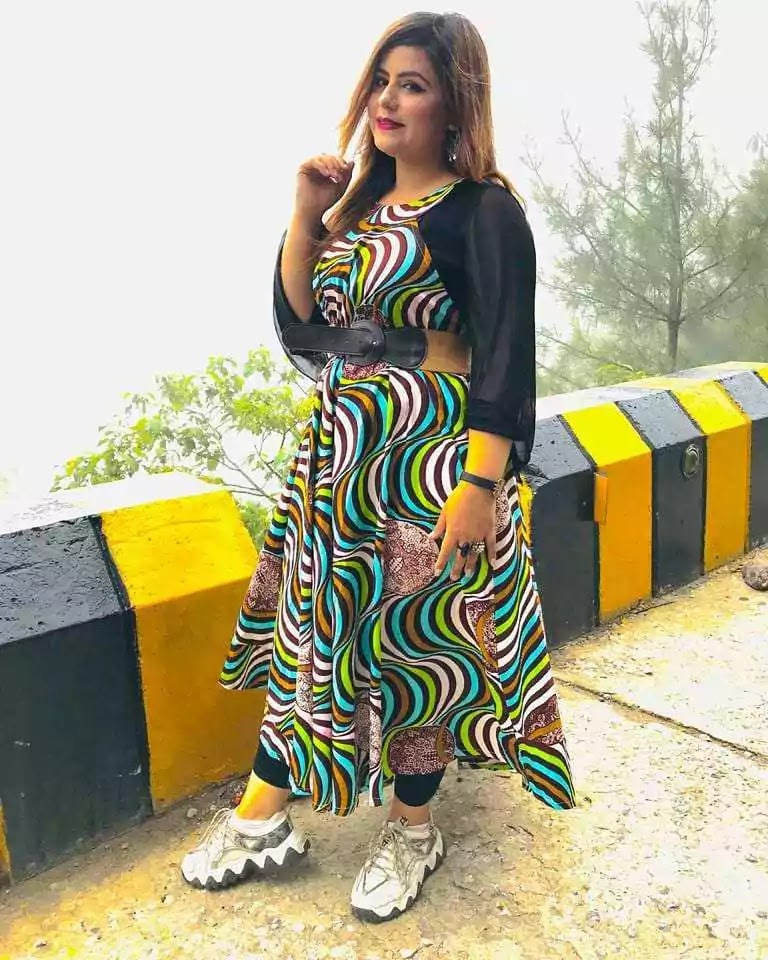 Ayesha Akram Latest Beautiful Pictures From Her Instagram