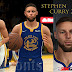 NBA 2K22 Stephen Curry Cyberface, Hair and Body Model by Emnashow
