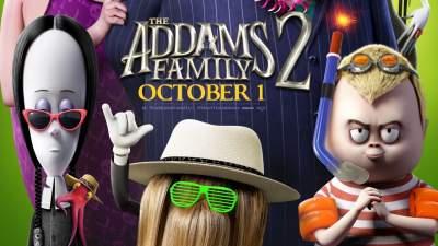The Addams Family 2 (2021) Full Movies Dual Audio 480p WEBRiP