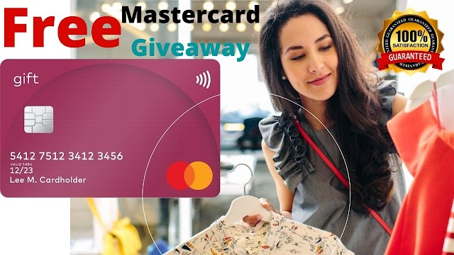Mastercard Prepaid Gift card ! ( instantly Payment)