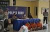 Polres Rohil Ungkap 3 Pelaku Pembunuhan Ditanjung Medan