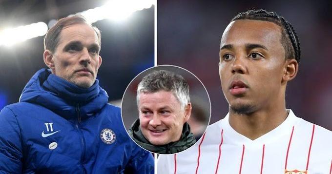 Sevilla Defender now wants Man United move despite Chelsea interest