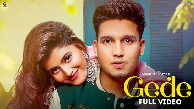 Gede Lyrics – Karan Randhawa & Simar Kaur