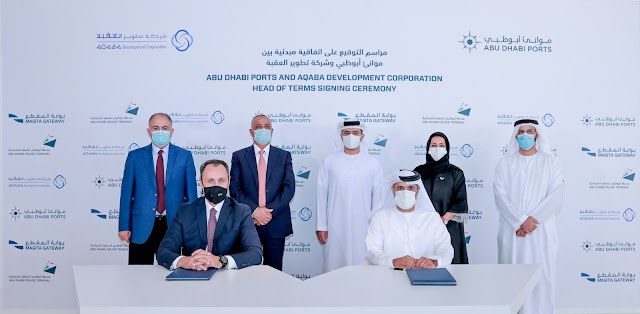 AD Ports Group to develop cruise terminal at Marsa Zayed in Jordan