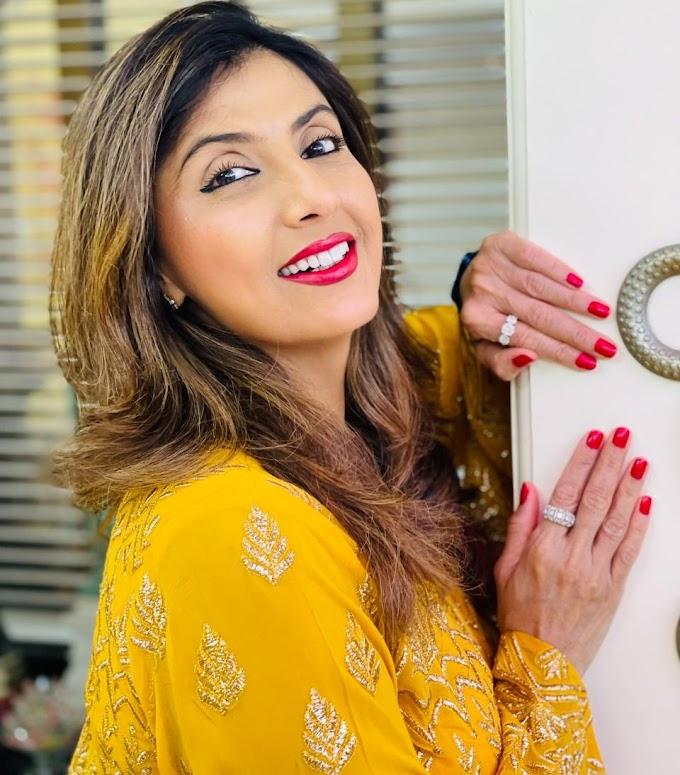 """अभिनेत्री Jyoti Saxena ने बहुत ही सुंदर व्याख्या करते हुए कहा कि- """"मेरे लिए सुंदरता सिर्फ एक सुंदर चेहरे और संपूर्ण शरीर से अधिक है जो भीतर से आती है !"""""""