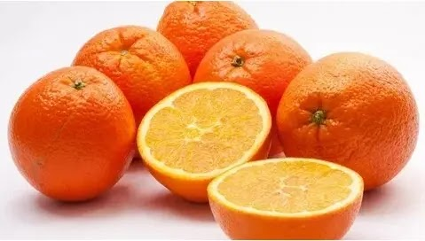 You Are What You Eat: Orange Power