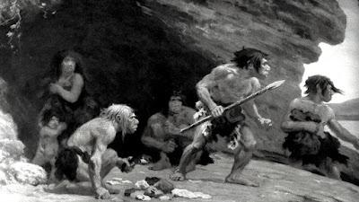 orang prasejarah