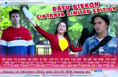 Nama Pemain FTV Ratu Diskon Cintanya Limited Edition SCTV
