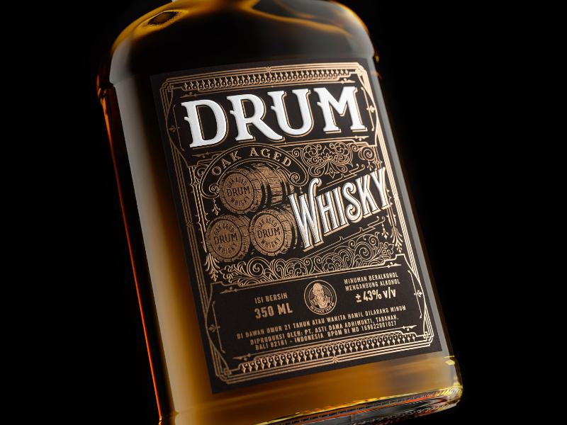 Drum Whisky