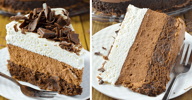 Easiest Way to Cook Perfect Mocha mousse cake