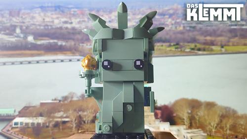BrickHeadz 93 Lady Liberty LEGO® 40367 - www.dasklemmt.de