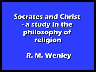 Socrates and Christ