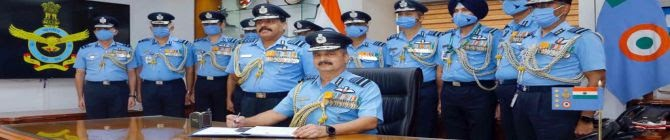 Indian Air Force Fully Committed To Theaterisation Concept: Air Chief Marshal