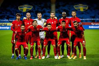موعد مباراة البرتغال ولوكسمبورج اليوم 12-10-2021 في تصفيات كاس العالم