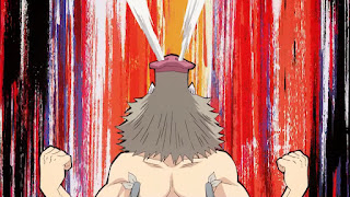鬼滅の刃 アニメ 26話 最終回   嘴平伊之助 かわいい Hashibira Inosuke CV.松岡禎丞   Demon Slayer Episode 26