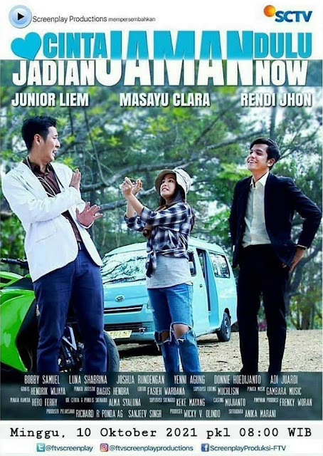Nama Pemain FTV Cinta Jaman Dulu Jadian Jaman Now SCTV