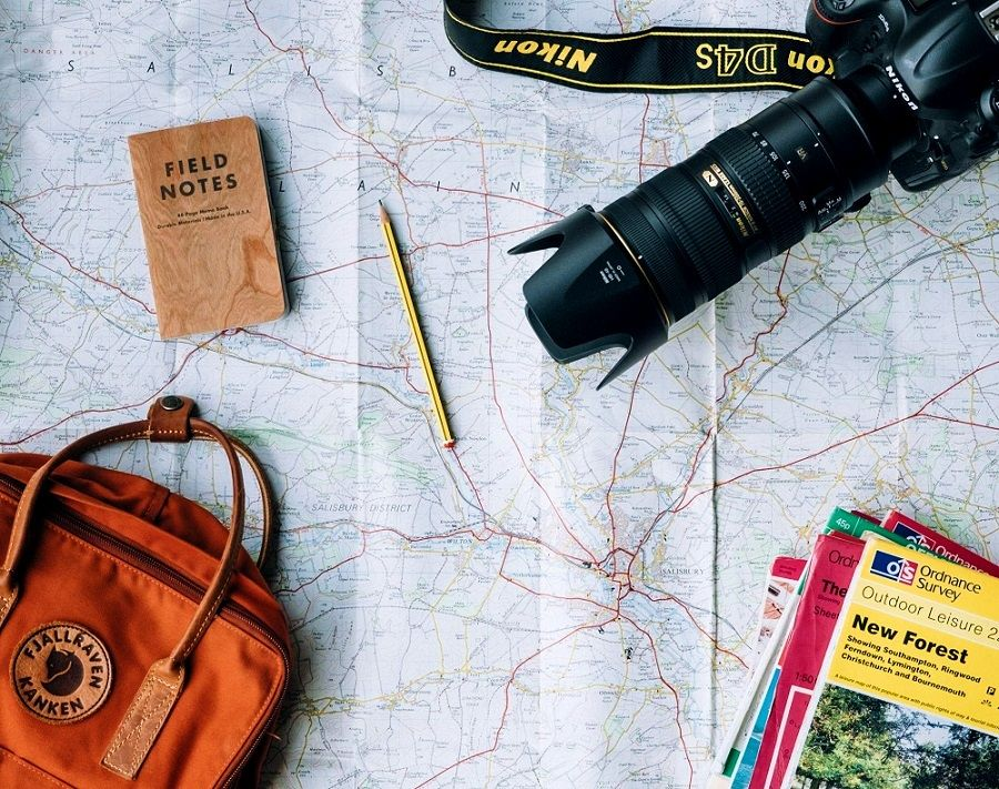Traveling Change Your Mood