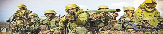 India's Juggling Act On Two Hostile Fronts