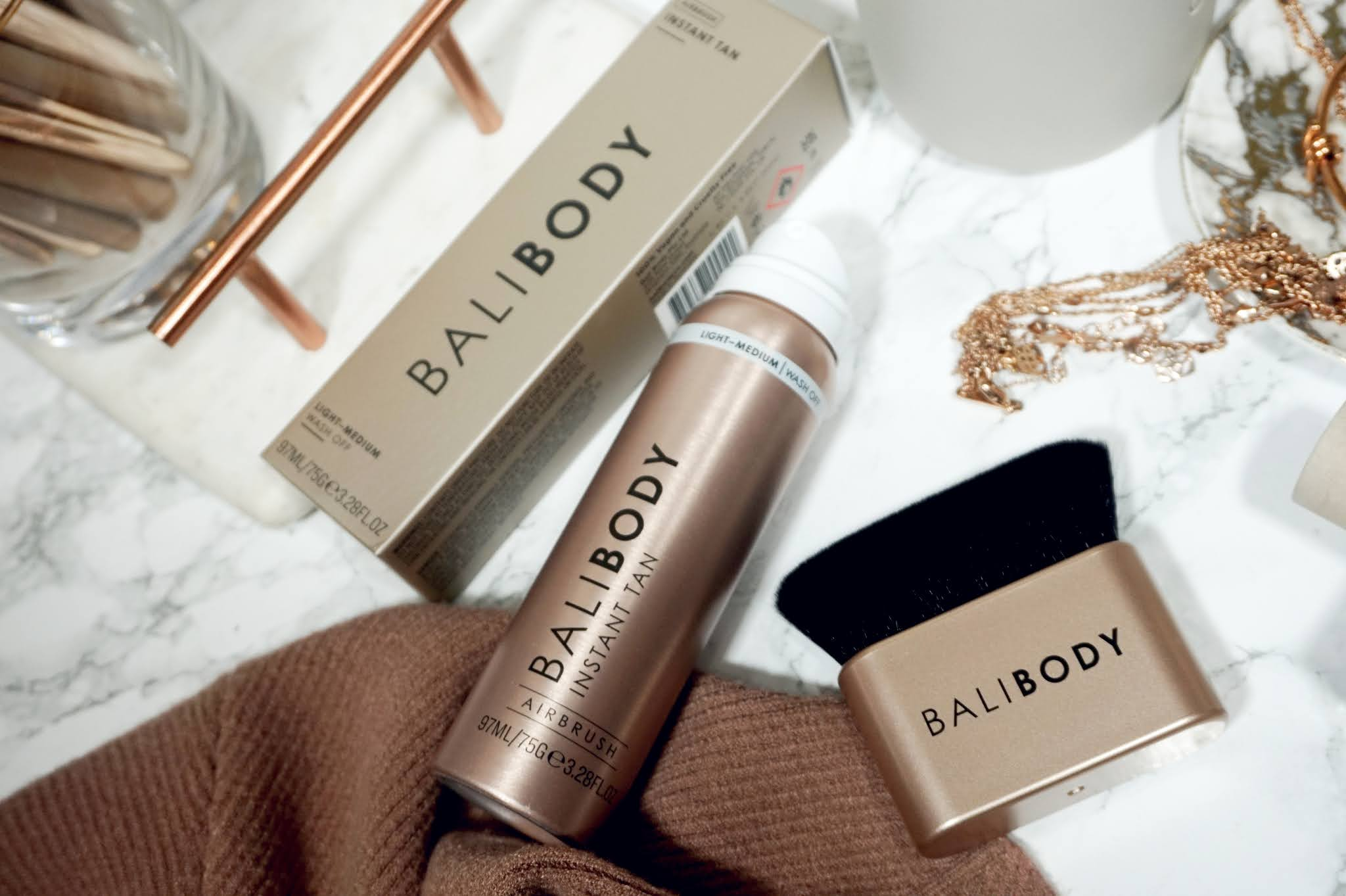 Bali Body Instant Tan Review
