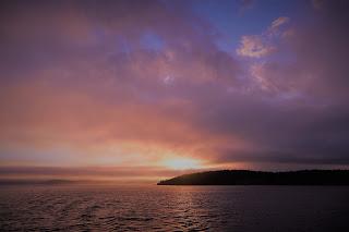 Dusk on Puget Sound - Photo by MissMushroom on Unsplash