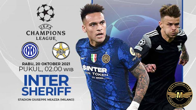 Prediksi Inter Milan Vs Sheriff Tiraspol