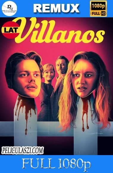 Villains (2019 ) Full HD REMUX 1080p Dual-Latino VIP