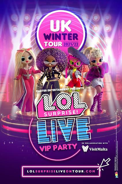 L.O.L. Surprise! Dolls Surprise LIVE Show in Newcastle