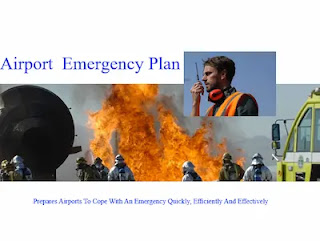 Airport emergency plan (AEP)  | Prepares Airports To Cope With An Emergency Quickly, Efficiently And Effectively