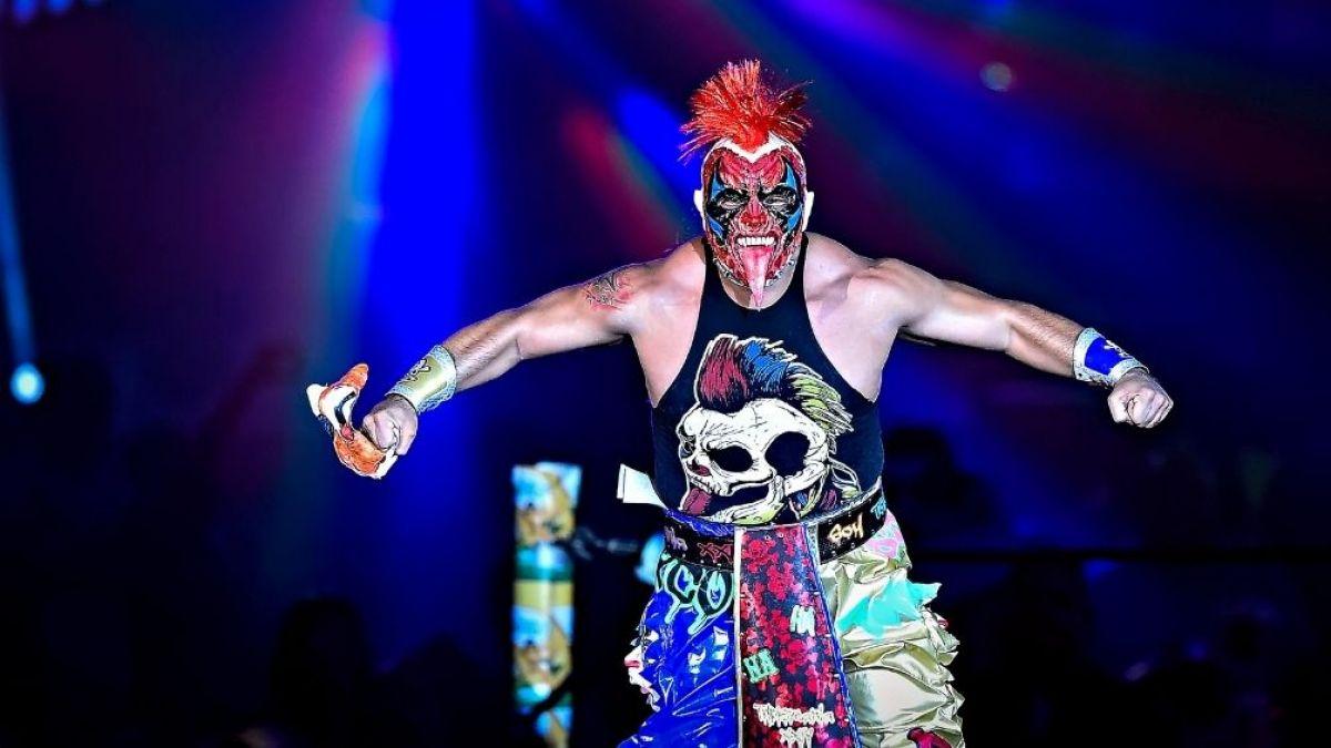 Psycho Clown fará sua estreia na GCW