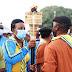 Mapokezi ya Mwenge wa Uhuru mkoani Geita
