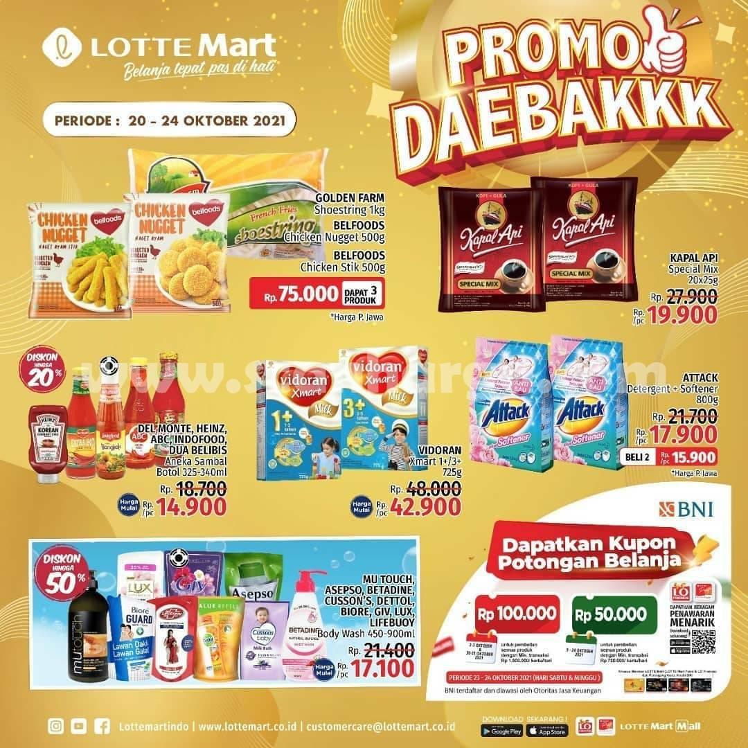 Katalog Promo Lottemart Weekend 20 - 24 Oktober 2021 4
