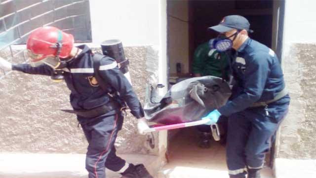 بني ملال: العثور على جثة رجل عليه آثار دماء داخل منزله