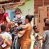 Vice-Prefeito Juca Muniz distribui brinquedos para crianças carentes