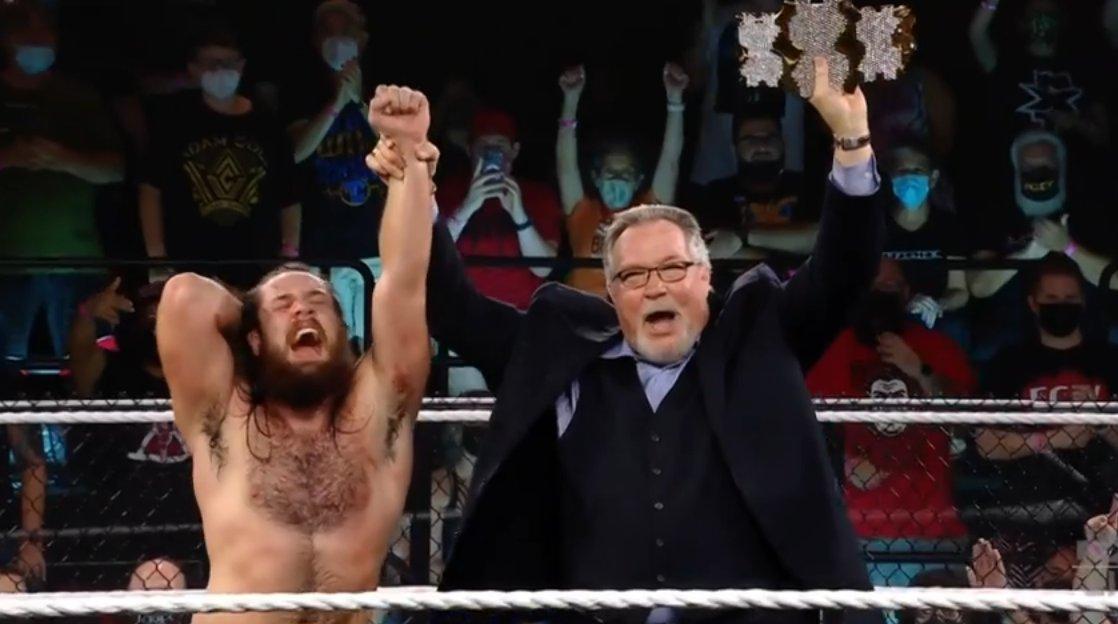 Cameron Grimes conquista o Million Dollar Championship