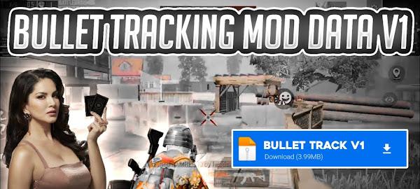 BULLET TRACK MOD DATA V1 | BULLET TRACK CONFIG | BULLET TRACK NO ROOT | BULLET TRACK CONFIG 1.6