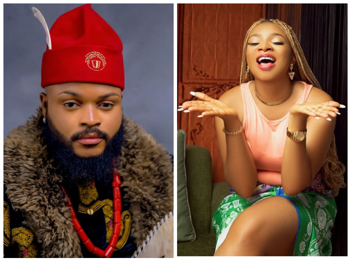 BBNaija: Possible reasons why Queen was avoiding Whitemoney at the Saturday night party
