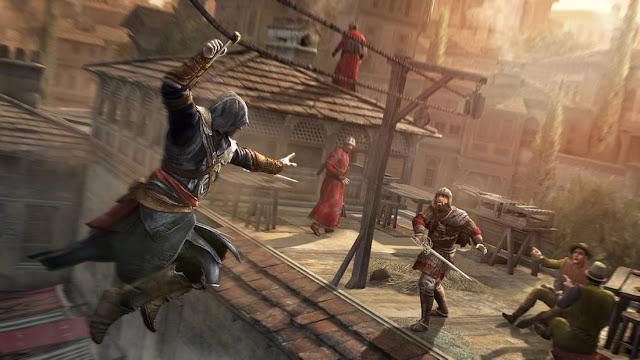 Imagem do Assassin's Creed: Revelations - Gold Edition
