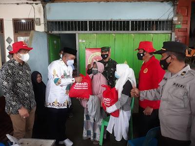 Dampingi Kabinda Aceh Pantau Vaksin Bagi Pelajar, Danramil 07/JP Berharap Sistem Door To Door Lebih Efisien