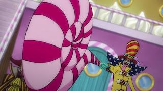 ワンピースアニメ 988話 ワノ国編   ONE PIECE ビックマム海賊団 シャーロット・ペロスペロー Charlotte Perospero