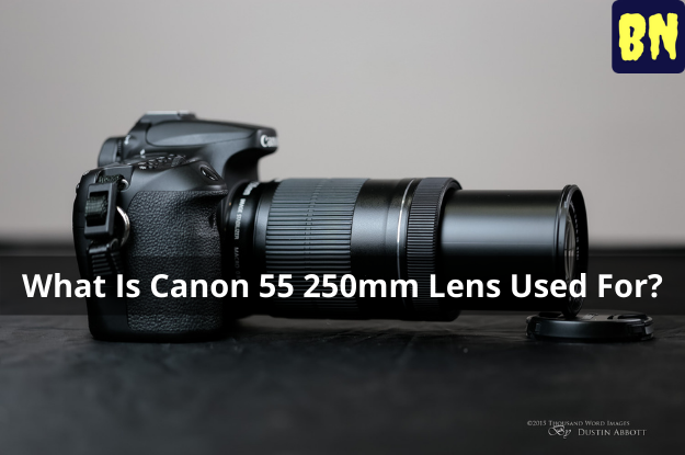 What Is Canon 55 250mm Lens Used For?