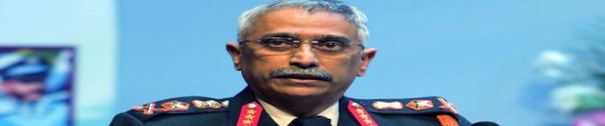 If Chinese Are There To Stay, So Are We: Gen Naravane On LAC Standoff