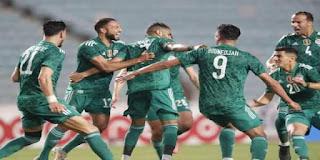 بث مباشر مباراة الجزائر والنيجر اليوم في تصفيات كأس العالم.. مشاهدة